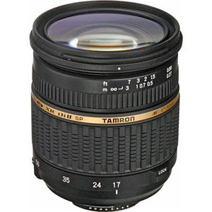 Pretty SP AF 17-50mm f/2.8 XR DI-II LD Aspherical (IF) Standard Zoom Lens for Nikon AF-D, 6 Year USA Warran Product photo