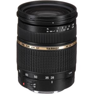 Search SP 28-75mm f/2.8 XR Di LD-IF Autofocus Zoom Lens for Canon EOS - U.S.A. Warranty Product photo