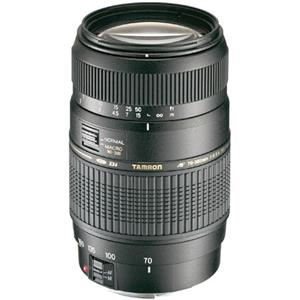 Wonderful 70-300mm f/4-5.6 Di 1:2 Auto Focus Macro Zoom Lens with Hood for Maxxum & Sony Alpha Mount, 6 Ye Product photo