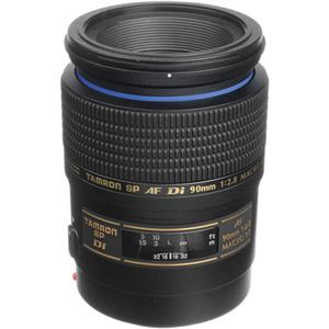 Choose SP 90mm f/2.8 Di 1:1 AF Macro Auto Focus Lens for the Maxxum & Sony Alpha Mount, w/6 Year USA Wa Product photo