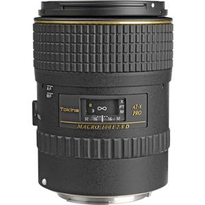 Order AT-X 100mm f/2.8 PRO D Macro Lens for Canon EOS Digital and Film Cameras Product photo