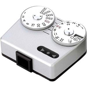 VC Meter II Shoe Mounted Speed Light Meter - Silver Product image - 566