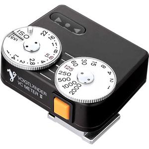 VC Meter II Shoe Mounted Speed Light Meter - Black Product image - 566