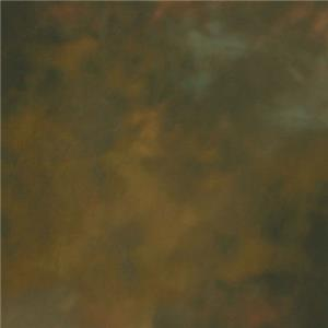 Money saving Illuminator Collapsible Disc Background, 5' x 6', Splattered Bracken Brown. Product photo