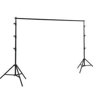 Tasteful Background Support System with 2 Stands, Cross Bar & Bag Product photo