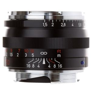 Purchase 50mm f/1.5 C Sonnar T* ZM Lens for  & Leica M Mount Rangefinder Cameras, Black Product photo