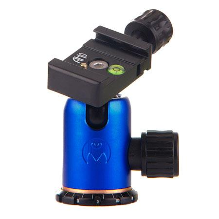Legged Thing AirHed Evolution Magnesium Alloy Ball Head Blue 75 - 461