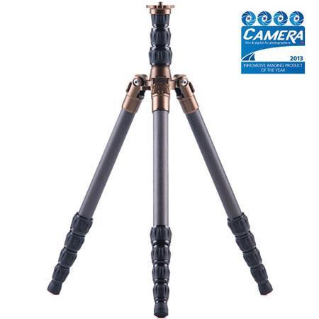 Legged Thing X Brian Evolution Carbon Fiber Tripod Maximum Height lbs Load Capacity RapidReversible 330 - 15