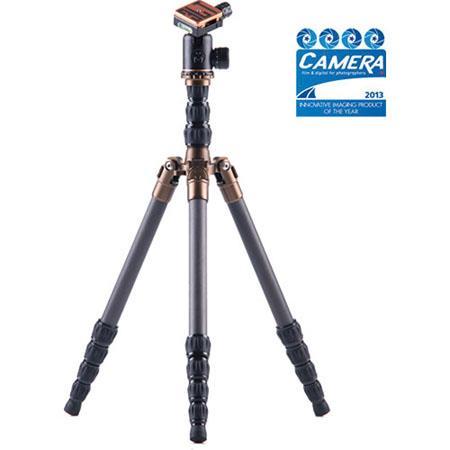 Legged Thing X Brian Evolution Carbon Fiber Tripod System AirHed Ball Head Maximum Height lbs Load  23 - 521