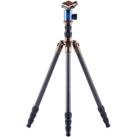 Legged Thing Eric Section Evolution Carbon Fiber Tripod System AirHed Ball Head lbs Load Capacity F 88 - 730