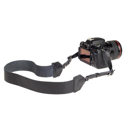 A The Morgan Leather Camera Strap Length  128 - 453
