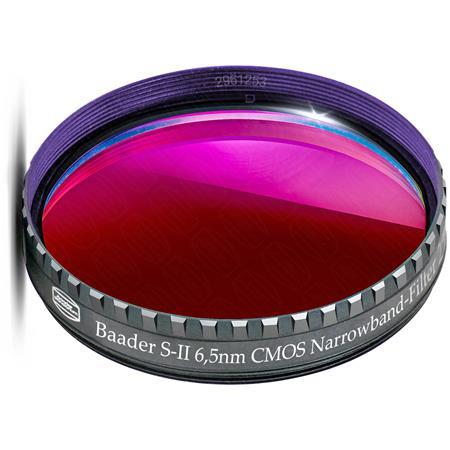 Baader Planetarium nm SII CCD Filter Mounted 33 - 601
