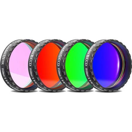 Baader Planetarium RGB Filter Set UVIR Cut L Filter Optically Polished 220 - 792