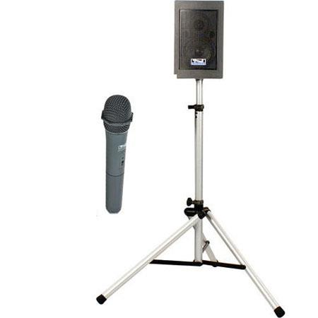 Anchor Audio Explorer Pro Portable Sound System Basic Package WH Wireless Handheld Microphone 116 - 267