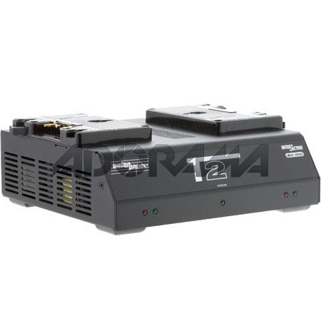 Anton Bauer T Two position Simultaneous InterActive Battery Charger watt Camera Output 50 - 225