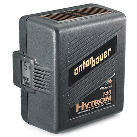 Anton Bauer Logic Series Hytron Digital Nickel Metal Hydride Battery volts watt hours Anton Bauer St 135 - 258
