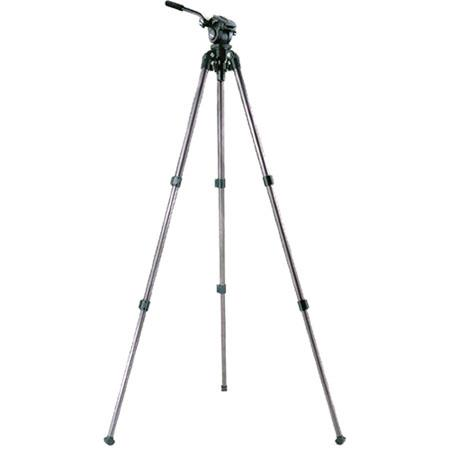 Acebil i LAX Stage Compact Lightweight Aluminum Tripod Ball Leveling Head Maximum Height Holds Up to 237 - 187