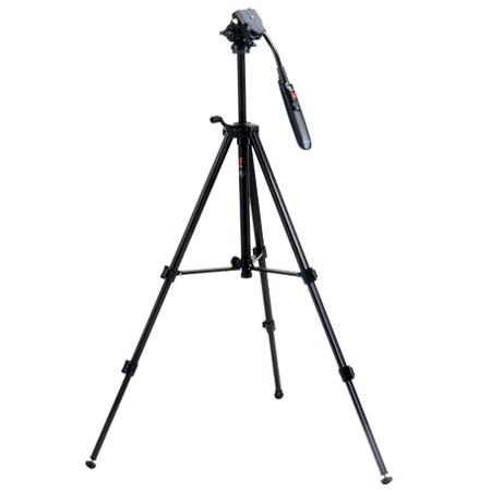 Acebil i DX Tripod RMC PPL Zoom Control Handle to MaAdjustable Height lb Load Capacity 105 - 334