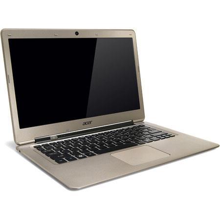 Acer Aspire S Ultrabook Computer Intel Core i M GHz GB HDD GB SSD GB DDR RAM Windows Bit 213 - 735