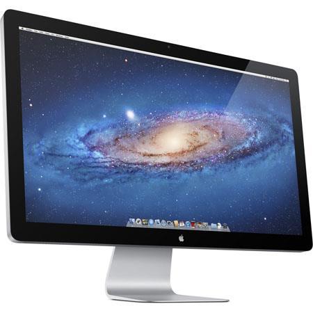 Apple Thunderbolt DisplayPixels million Colors Aspect Ratio 128 - 257