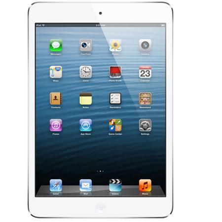 Apple iPad mini Wi Fi Cellular ATT GB and Silver 332 - 2