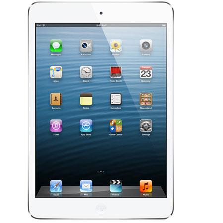 Apple iPad mini Wi Fi Cellular ATT GB and Silver 25 - 681