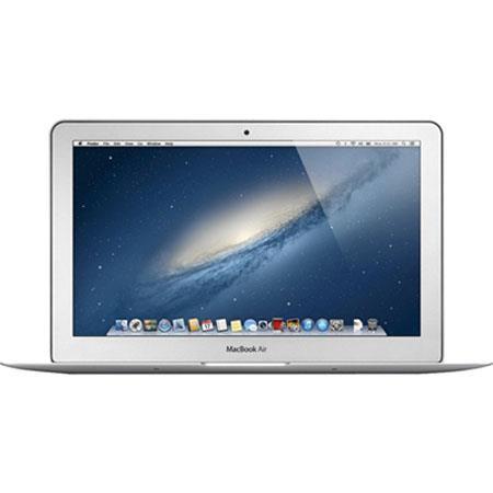 Apple MacBook Air Notebook Computer GHz Dual Core Intel Core i GB RAM GB Flash Storage Mac OS Maveri 131 - 506