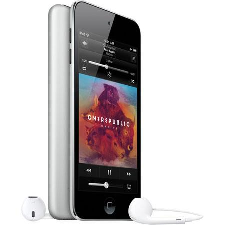 Apple iPod touch th Generation GB Silver USA 106 - 443