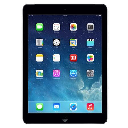Apple iPad Air GB Wi Fi Cellular ATT Space 242 - 241