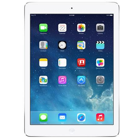 Apple iPad Air GB Wi Fi Cellular ATT Silver 332 - 34