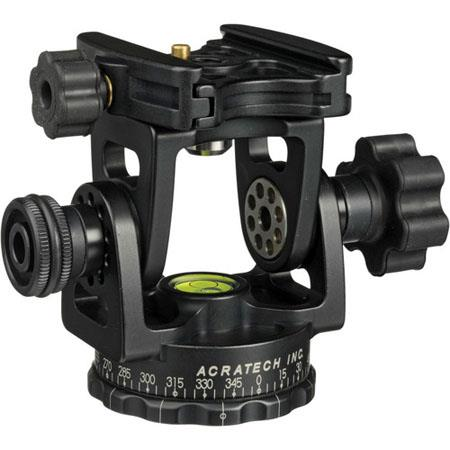 Acratech Long Lens Head Fixed Clamp 162 - 159