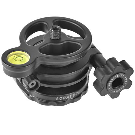 Acratech Leveling Base Fits All Standard Tripod Heads 98 - 133