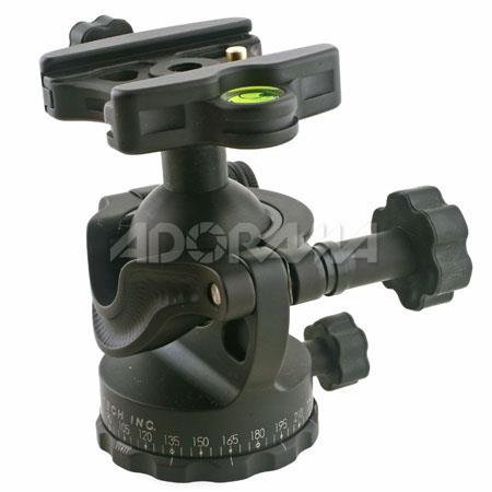 Acratech V Ballhead Quick Release Level and Detent Pin Supports lbs 76 - 700