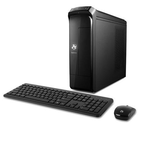 Acer Gateway SX Small Form Factor Desktop Computer AMD A Quad GHz TB HDD GB RAM Windows  79 - 418