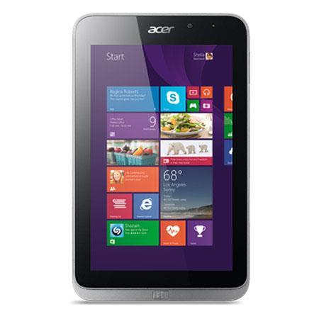 Acer Iconia W GB Windows Tablet Computer Intel Atom Z Quad Core GHz GB RAM GB Flash Windows Smokey 87 - 721