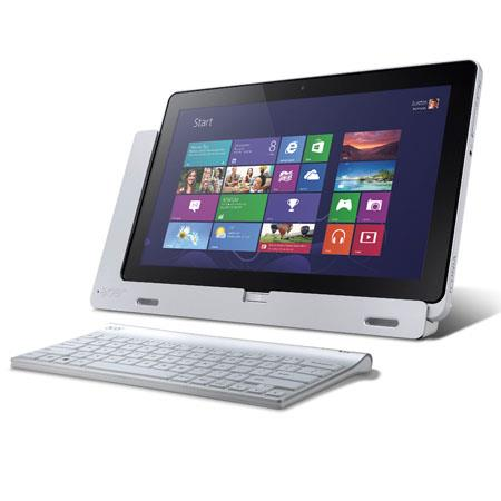 Acer Iconia W Tablet Computer Intel Core i U GHz GB DDR RAM GB SSD Windows  83 - 527