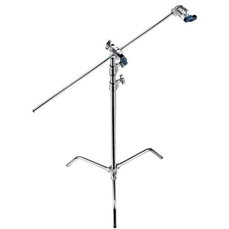 Avenger C Stand Silver Steel Kit Stand D Grip and D Extension Grip Arm 294 - 216