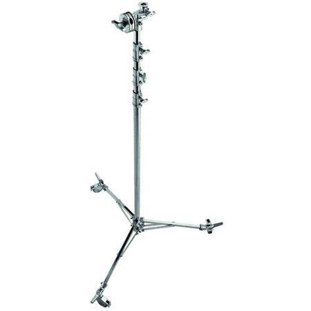 Avenger Overhead Stand Grip Head Braked Wheels Sections Risers Chrome Steel 203 - 712