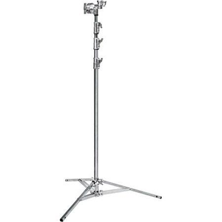 Avenger Overhead Stand Grip Head Sections Risers Chrome Steel 333 - 496