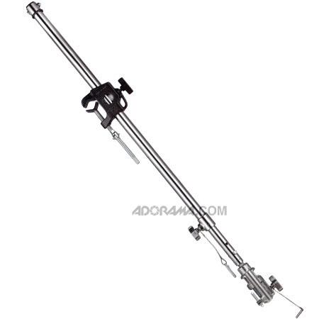 Avenger Double Telescoping Hanger Universal Head Loads up to Pounds and a Telescoping Range from to  108 - 385