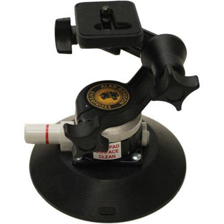 Alan Gordon Enterprises Super Grip DV Support System Suction Cup Triple Axis Adustable Mounting Head 42 - 194