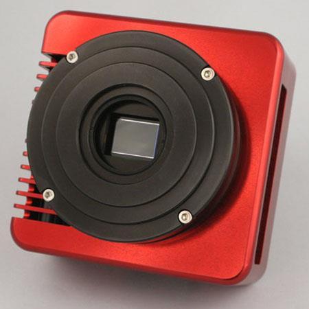 ATIK Instruments L Color CCD Camera Kodak KAF HV Sensor um Pixels USB Thermoelectric Cooling 186 - 99