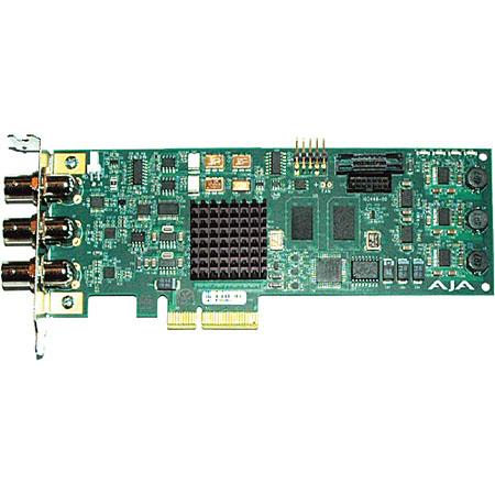 AJA Low Profile Version of Corvid No RS PCIeCard Bit Uncompressed Digital SD HD IO 188 - 20