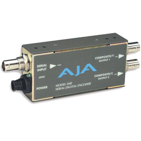 AJA DE SDI to Composite or S Video Transcoder PLEASE NOTE POWER SUPPLY SOLD SEPARATELY 131 - 334