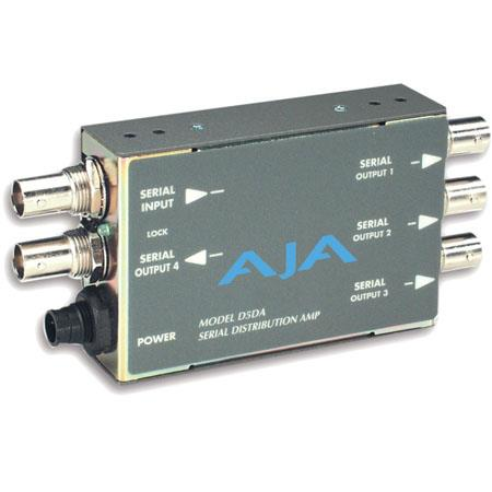 AJA DDASDI Video Distribution Amplifier 131 - 334