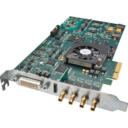 AJA KONA KGDual Link HDHDSD Bit PCIE Card HDMI a Output 54 - 262