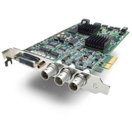 AJA KONA LSe Bit SDIComponentCompositeS VideoAES EBU PCi Card 214 - 698