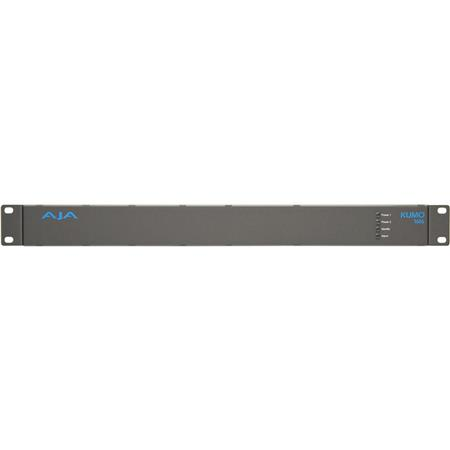 AJA KumoCompact SDI Routers SD HD SDI Inputs and Outputs Via BNC SMPTE MMM Automatic EQ and Re Clock 3 - 53