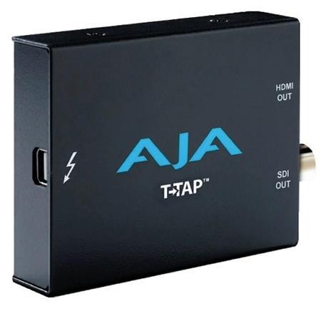 AJA T TAP Portable Video Output 200 - 337
