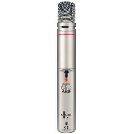 AKG CS Dual Pattern Wired Condenser Microphone Live Applications 255 - 299